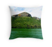 Hartebeesfontein Throw Pillow