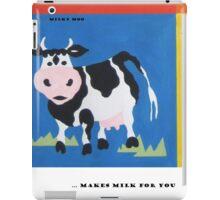 Milky Moo  iPad Case/Skin