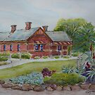 Truganina Explosives Reserve Keepers Quarters 3 by Virginia  Coghill