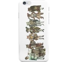 Felis Simha Rock Band iPhone Case/Skin