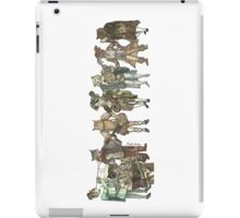 Felis Simha Rock Band iPad Case/Skin