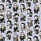 Sherlock Chibis All Over (Cool) by reapersun