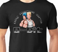 8 Bit Hero's Unisex T-Shirt