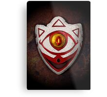 The Mask of Truth Metal Print