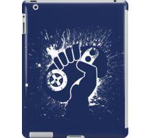 Sega Genesis Controller Splat iPad Case/Skin