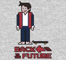 Marty McFly  Kids Clothes