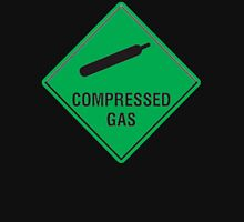 Compressed gas Unisex T-Shirt