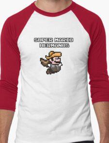 Super Mario Hermanos Men's Baseball ¾ T-Shirt