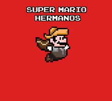 Super Mario Hermanos Unisex T-Shirt