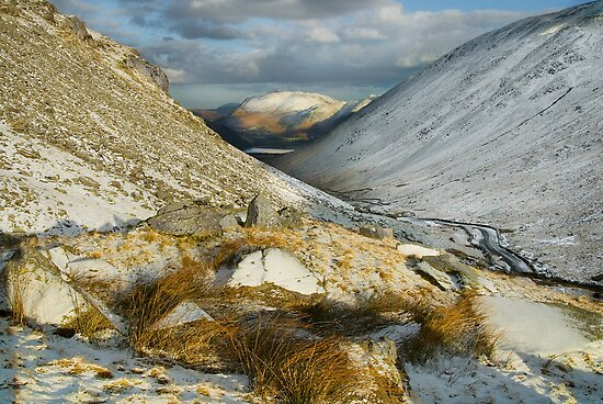 The Kirkstone Pass - England by eddiej