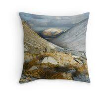 The Kirkstone Pass - England Throw Pillow