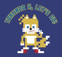 8Bit Tails by The World Of Pootermobile