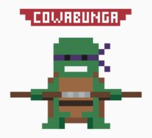 Donatello Dude! by The World Of Pootermobile