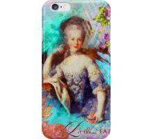 Let Them Eat Cake - Marie Antoinette  iPhone Case/Skin