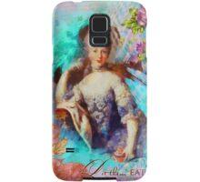 Let Them Eat Cake - Marie Antoinette  Samsung Galaxy Case/Skin