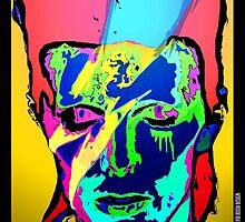 Electric Rebel: Digital by DRD † David Russo Design