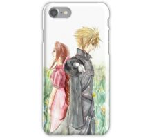 Cloud + Aeris iPhone Case/Skin