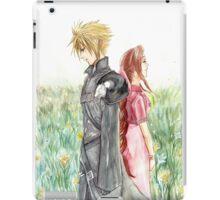Cloud + Aeris iPad Case/Skin