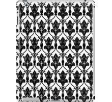 221b Baker St Wallpaper (1 of 2) iPad Case/Skin
