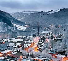 Hebden Bridge by Nigel Hillier