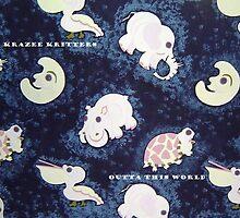 Cosmic Krazee Kritters by jeuneart