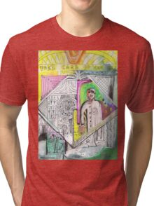 TAKE CARE OF YOUR SOUL(C2007) Tri-blend T-Shirt