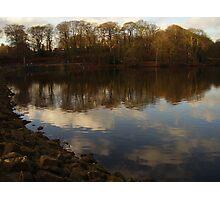 Roundhay park Photographic Print