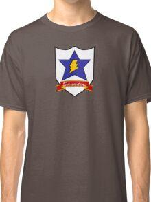 Saunders Crest Classic T-Shirt
