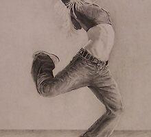 Street Dancer by Carlos Solorza