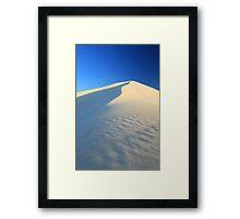 Lancelin Sand Dune  Framed Print
