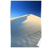 Lancelin Sand Dune  Poster