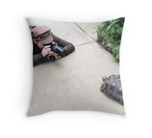 Photog Throw Pillow