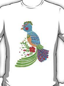 The Blue Quetzal T-Shirt