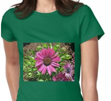 Sunkissed Cape Daisies Womens Fitted T-Shirt