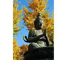 Buddha, Kyoto, Japan Photographic Print