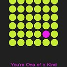 You're One of a Kind -01 by Aimelle
