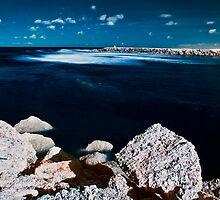 Playa Colada in IR by Jase036
