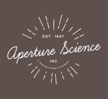 Aperture Science Kids Clothes