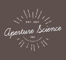 Aperture Science Kids Clothes