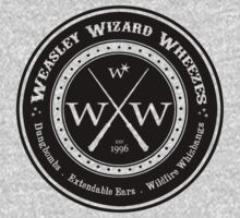 Weasley Wizard Wheezes Logo Kids Clothes
