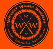 Weasley Wizard Wheezes Logo Kids Tee