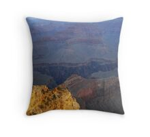 Dawn Light, Grand Canyon Throw Pillow