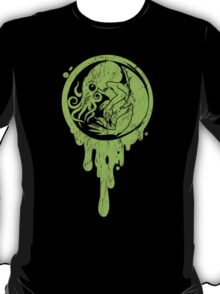 Baby Cthulhu (distressed)  T-Shirt