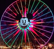 Mickey's Fun Wheel by stussyjoseph