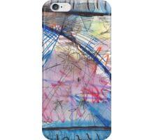 BLUE COMET(C2012) iPhone Case/Skin