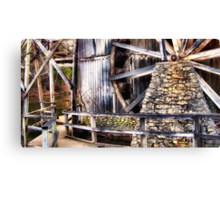 Once Upon A Time 7 Canvas Print