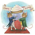 Happy Birthday! by Patti Argoff