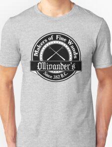 Ollivander's Wand Shop Logo Unisex T-Shirt