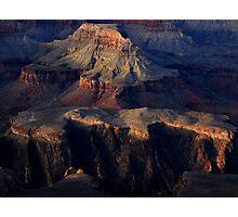Grand Canyon Light Photographic Print