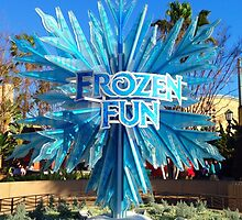Frozen Fun by stussyjoseph